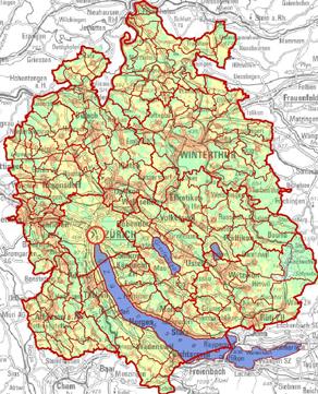 Suche nach Bauland im Kanton Zürich